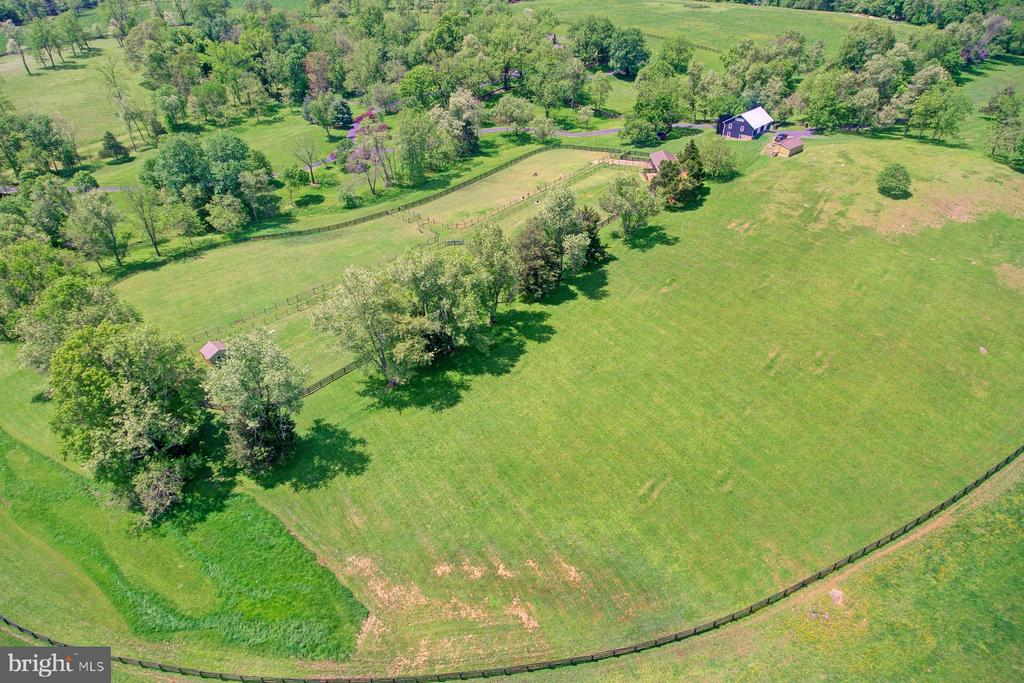 Large green pastures - 22941 FOXCROFT RD, MIDDLEBURG