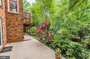 Flower gardens throughout property - 3905 PICARDY CT, ALEXANDRIA