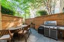 Outdoor Terrace - 2501 WISCONSIN AVE NW #4, WASHINGTON
