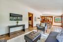 Great flow for entertaining - 9220 COLUMBIA BLVD, SILVER SPRING