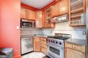 Kitchen with Viking Professional Appliances - 304 3RD ST SE, WASHINGTON