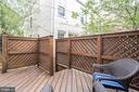 Deck of Kitchen - 304 3RD ST SE, WASHINGTON