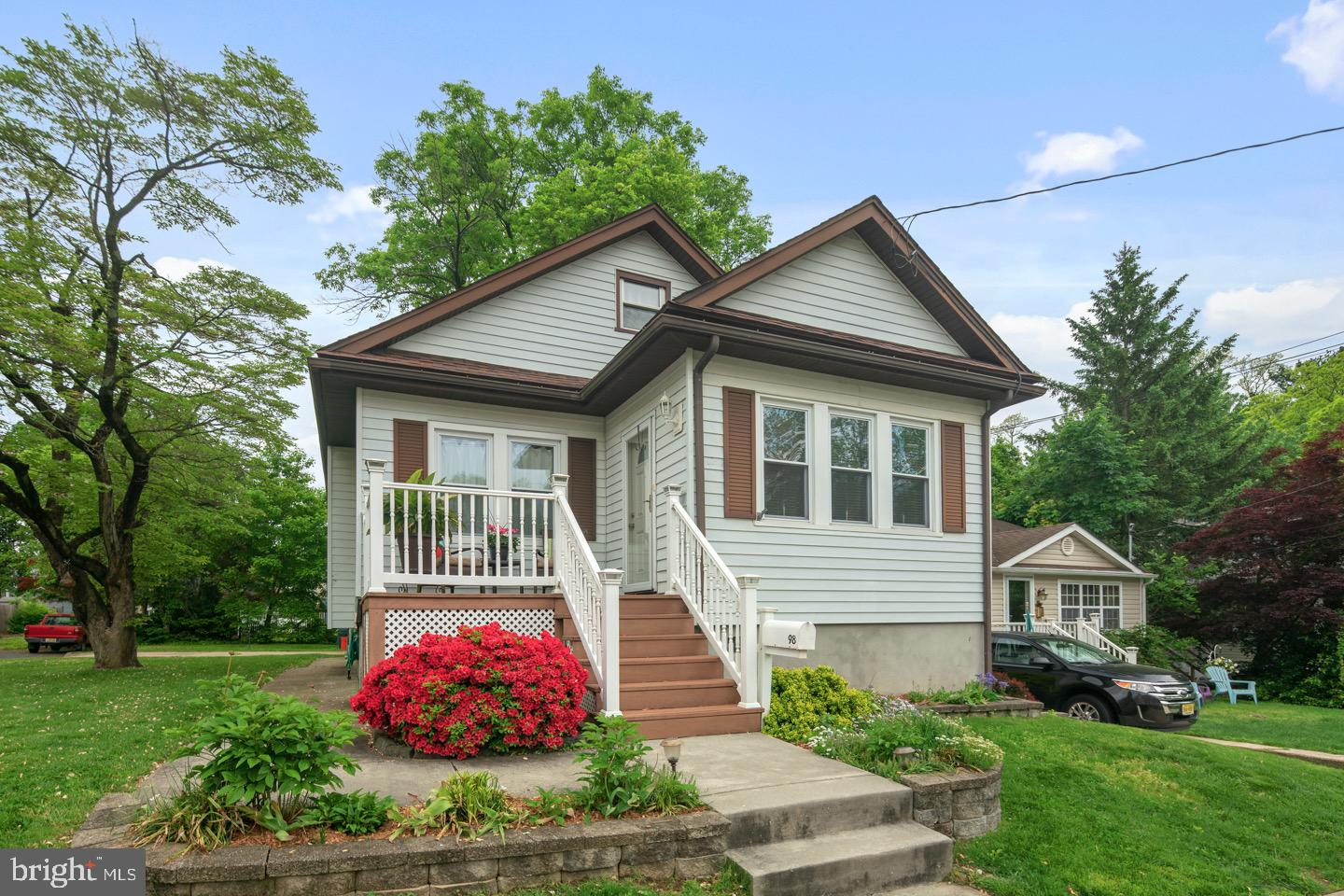 Single Family Home for Sale at Westmont, New Jersey 08108 United States