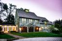 The barn replicated from a barn in Tuscany - 11408 HIGHLAND FARM CT, POTOMAC