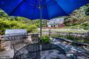 Outdoor grilling. - 11408 HIGHLAND FARM CT, POTOMAC