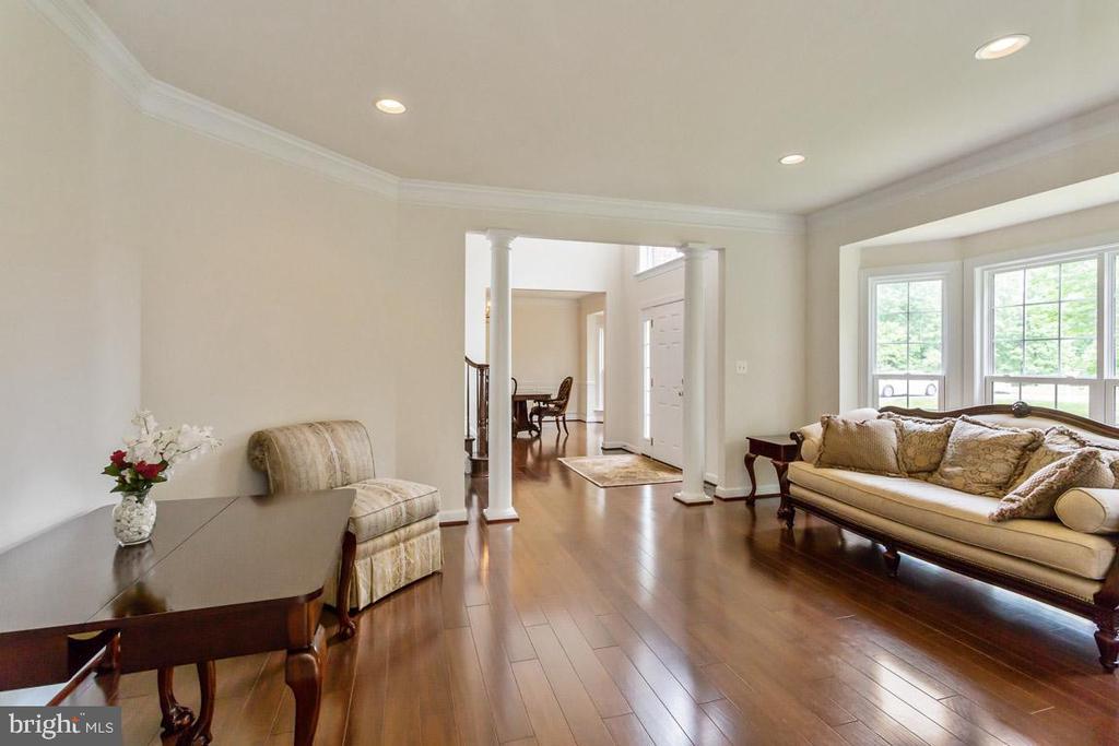 Formal living room - 1076 DECATUR RD, STAFFORD