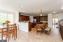 Gourmet kitchen extension sunroom - 1076 DECATUR RD, STAFFORD