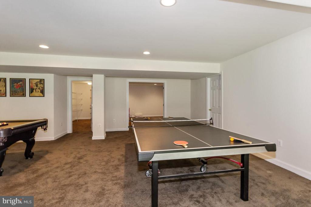 More recreation room space - 1076 DECATUR RD, STAFFORD