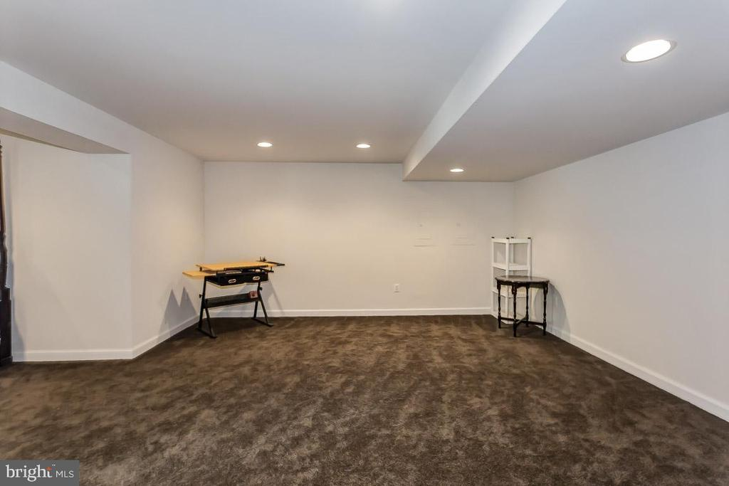 Basement bedroom 5 with sitting area - 1076 DECATUR RD, STAFFORD