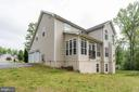Private Rear view - 1076 DECATUR RD, STAFFORD