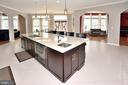Gourmet Kitchen #3 - 7763 CAMP DAVID DR, SPRINGFIELD