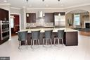 Gourmet Kitchen #7 - 7763 CAMP DAVID DR, SPRINGFIELD