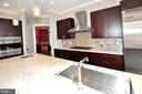 Gourmet Kitchen #5 - 7763 CAMP DAVID DR, SPRINGFIELD