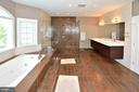 Remodel Master Bath - 7763 CAMP DAVID DR, SPRINGFIELD