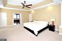 Master Bedroom - 7763 CAMP DAVID DR, SPRINGFIELD