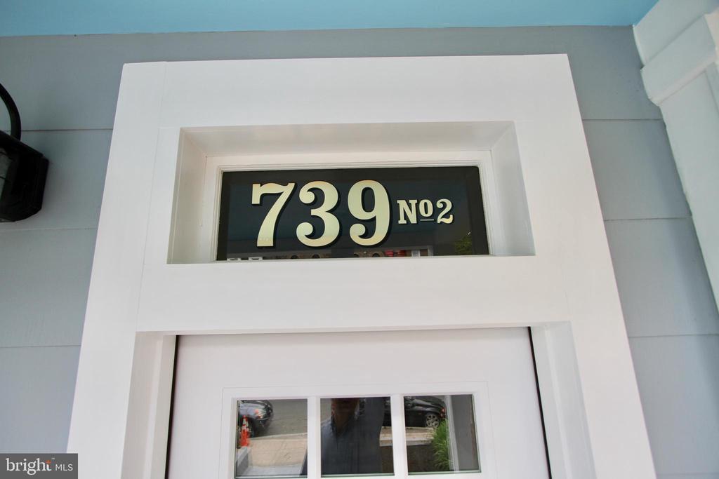 - 739 ROCK CREEK CHURCH RD NW #2, WASHINGTON
