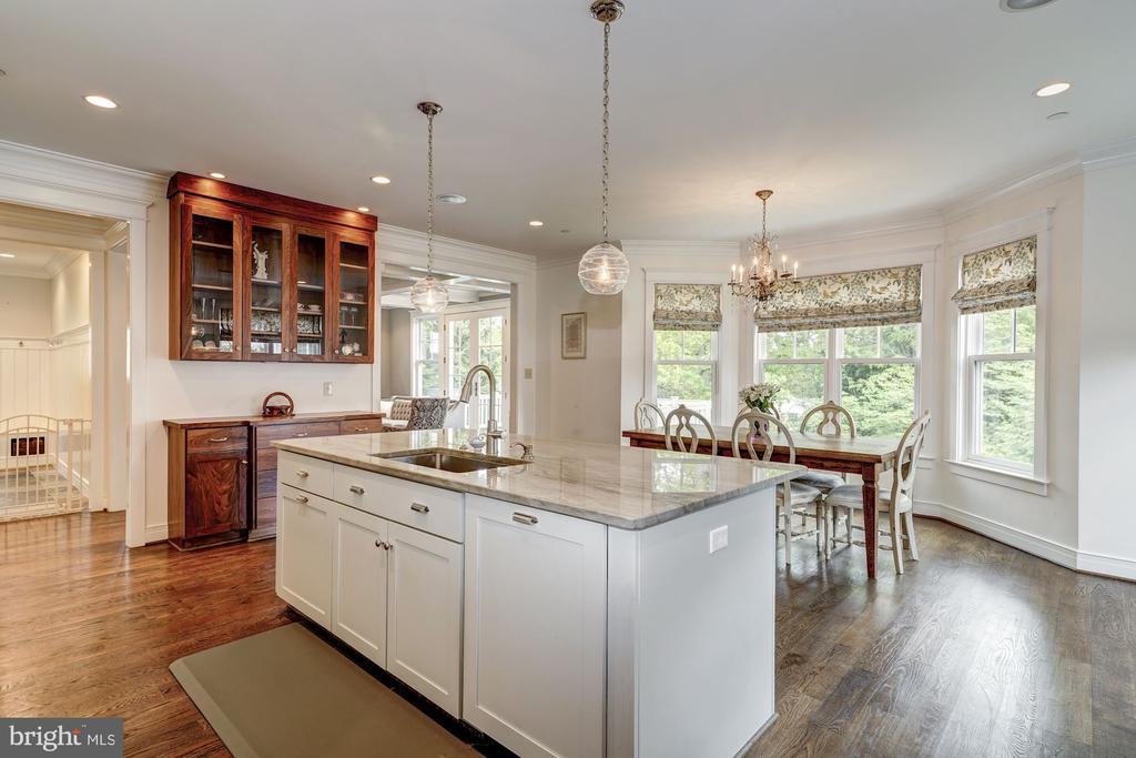 Kitchen 1 - 5211 CARLTON ST, BETHESDA
