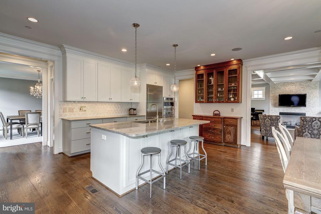Kitchen #2 - 5211 CARLTON ST, BETHESDA