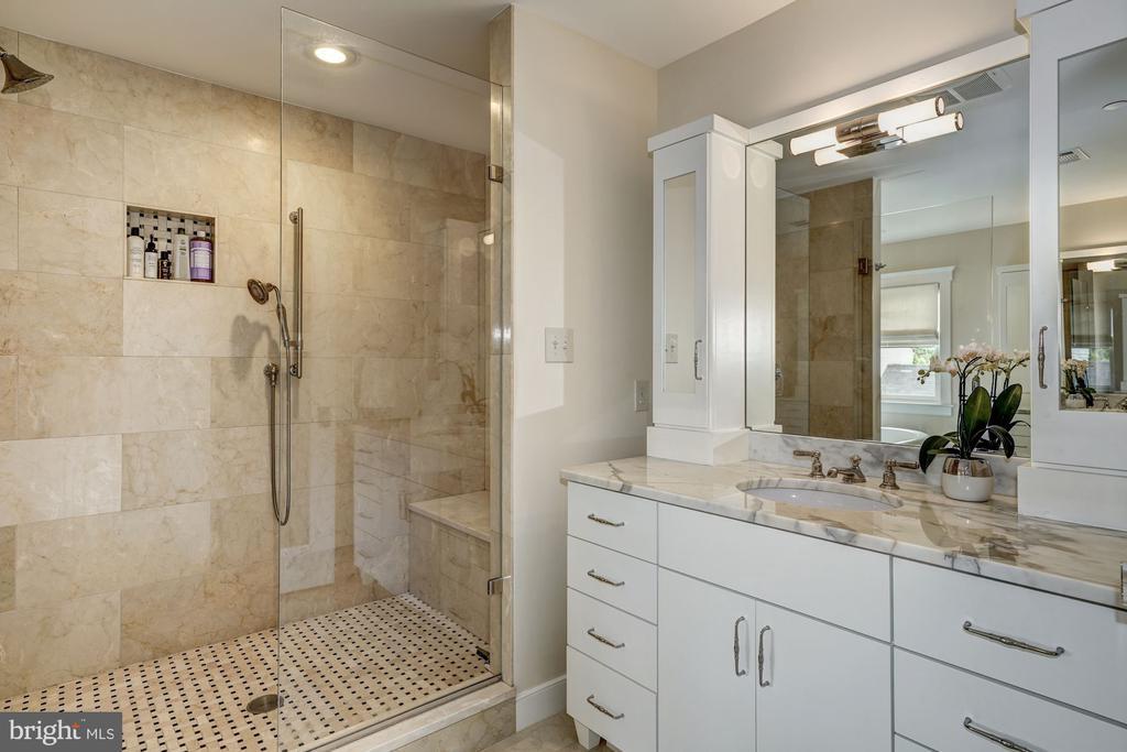Master Bath #2 - 5211 CARLTON ST, BETHESDA