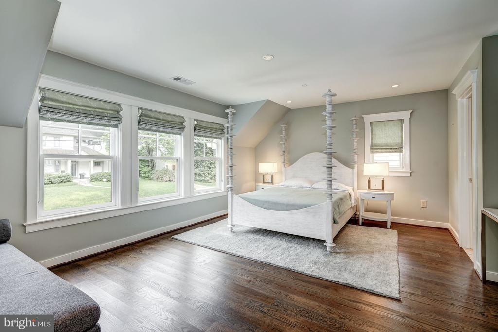 Third Bedroom - 5211 CARLTON ST, BETHESDA