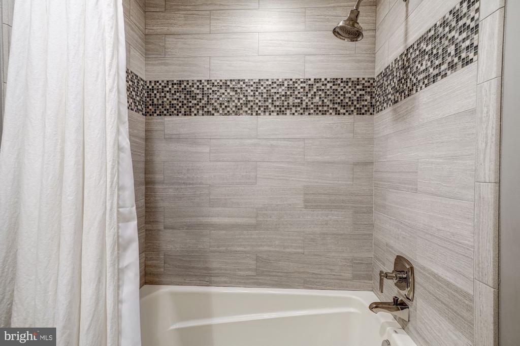 Guest Bath - 5211 CARLTON ST, BETHESDA