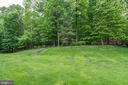 And Room to build a sport court too! - 43267 FIELDSVIEW CT, LEESBURG