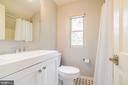 bathroom - 2815 CREST AVE, CHEVERLY