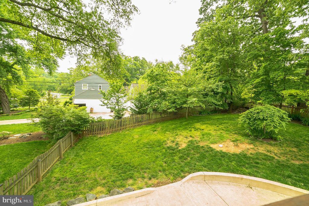backyard - 2815 CREST AVE, CHEVERLY