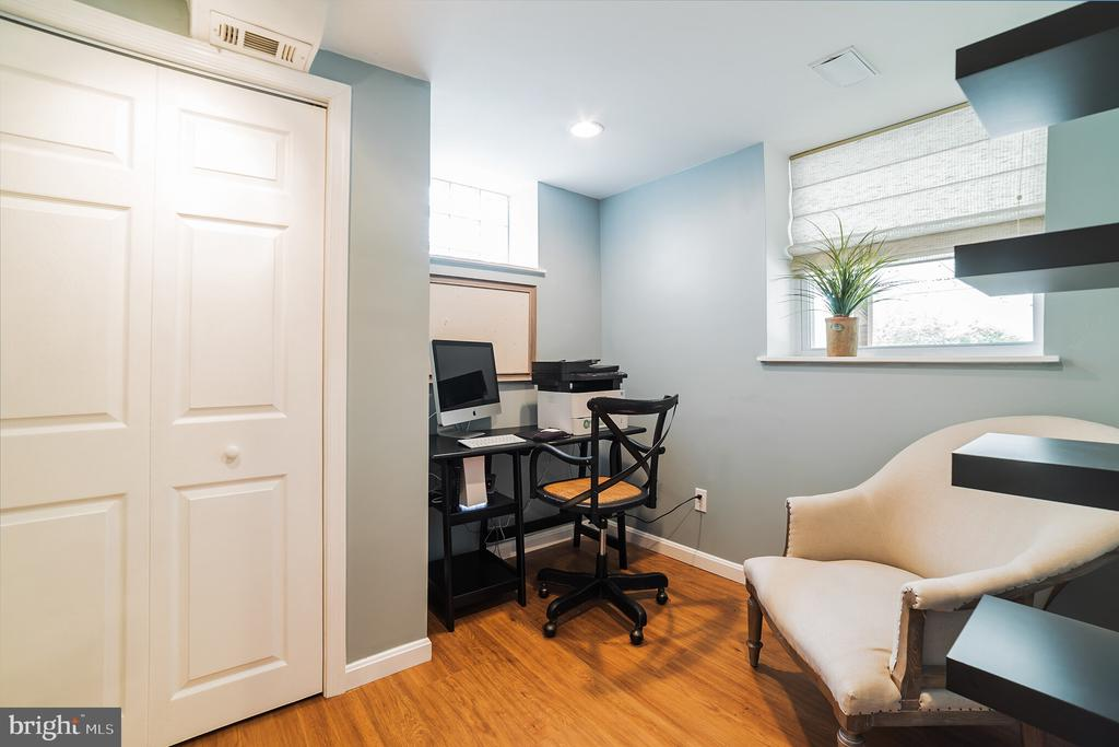office/bedroom - 2815 CREST AVE, CHEVERLY