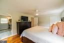 master bedroom - 2815 CREST AVE, CHEVERLY
