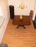 Dining Rm  w/ Chair Railing Molding - 4309 STEVENS BATTLE LN, FAIRFAX