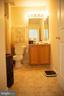 Hall Way Full Bath - 4309 STEVENS BATTLE LN, FAIRFAX
