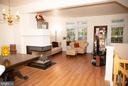 Charming Living & Dinning  Rm - 4309 STEVENS BATTLE LN, FAIRFAX