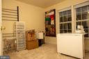 2nd Bedroom with New Carpet - 4309 STEVENS BATTLE LN, FAIRFAX