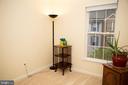 Light & Bright 3rd Bedroom - 4309 STEVENS BATTLE LN, FAIRFAX