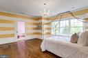 Each bedroom has private bath - 8704 STANDISH RD, ALEXANDRIA