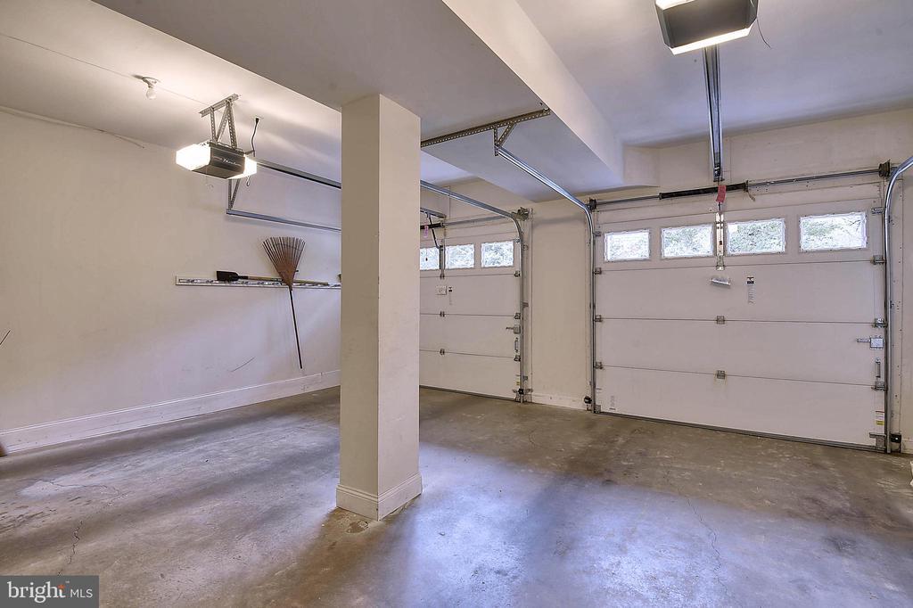 Two car garage. - 2702 24TH ST N, ARLINGTON