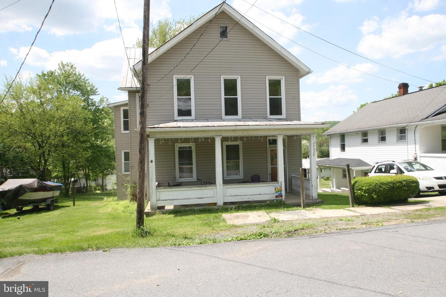 Single Family Homes for Sale at Saltillo, Pennsylvania 17253 United States