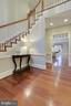 Beautiful staircase leads to upper level. - 2702 24TH ST N, ARLINGTON