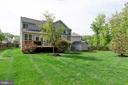 Level almost  1/3  acre landscaped lot w/sprinkler - 16060 IMPERIAL EAGLE CT, WOODBRIDGE