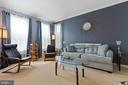 Formal  Living Room - 16060 IMPERIAL EAGLE CT, WOODBRIDGE