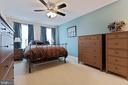 Large second bedroom and jack and jill bath - 16060 IMPERIAL EAGLE CT, WOODBRIDGE
