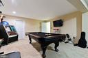 Game room/Exercise Room or not  to code bedroom - 16060 IMPERIAL EAGLE CT, WOODBRIDGE