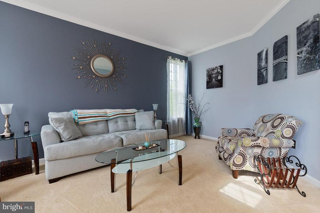 Living Room - 16060 IMPERIAL EAGLE CT, WOODBRIDGE
