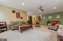 Family Room - 16060 IMPERIAL EAGLE CT, WOODBRIDGE