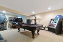 Current game room could be NTC 5th bedroom - 16060 IMPERIAL EAGLE CT, WOODBRIDGE