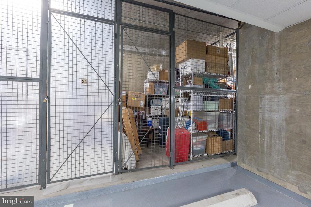 Two Storage Units - 2501 WISCONSIN AVE NW #108, WASHINGTON
