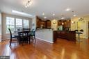 Morning room with skylights - 16060 IMPERIAL EAGLE CT, WOODBRIDGE