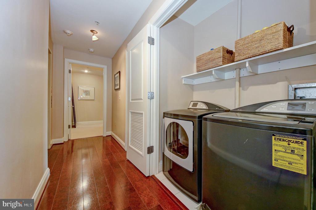 Hall Laundry - 2501 WISCONSIN AVE NW #108, WASHINGTON