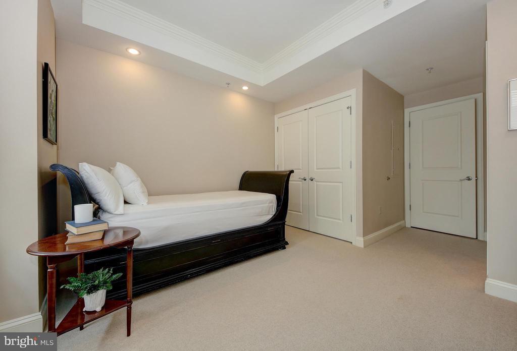 Second Bedroom - 2501 WISCONSIN AVE NW #108, WASHINGTON